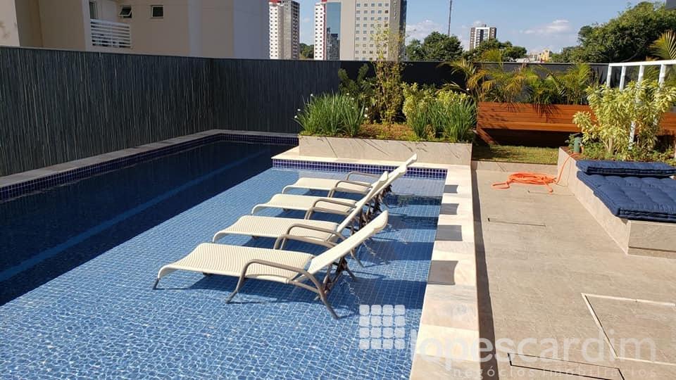 Apartamento novo Ed. Yunis - Bauru